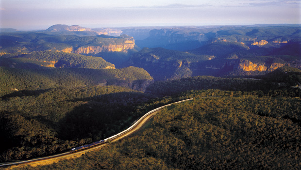 Why You Should Take the Indian Pacific