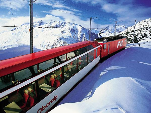 Swiss-glacier-express