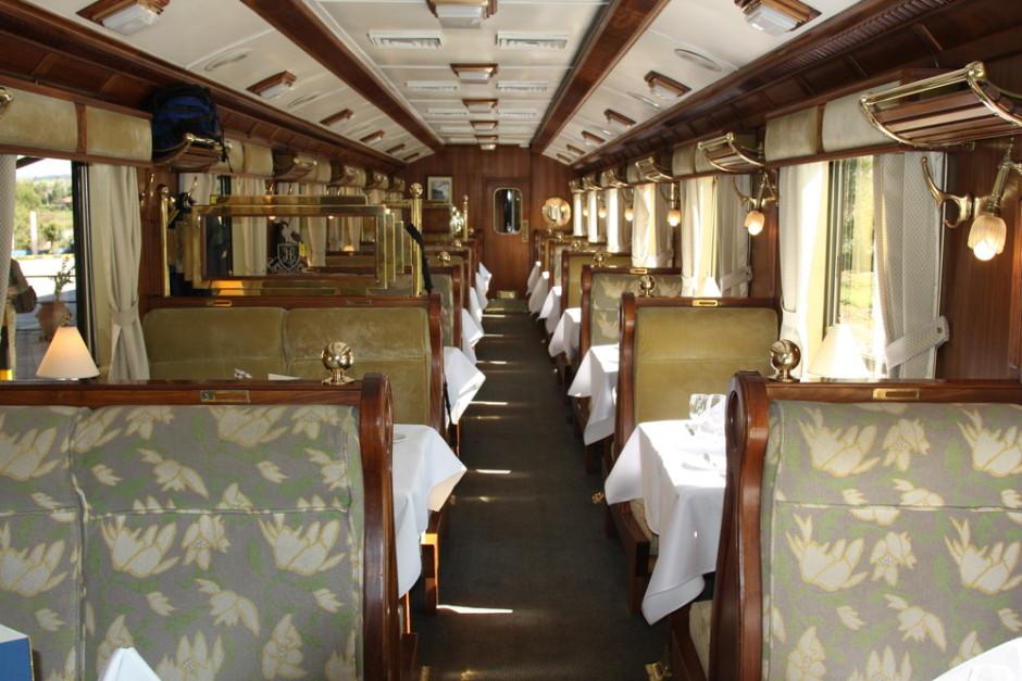 Hiram Bingham Orient-Express