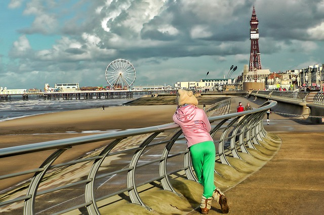 Visiting The UK? Be sure to check out Blackpool...