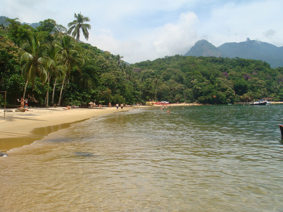 Live it up in Brazil in places like Ilha Grande