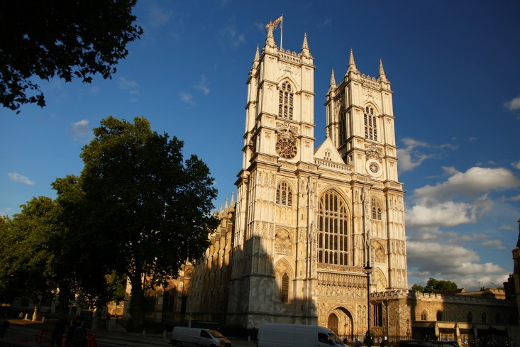 Westminster Abbey is one the top attractions to visit on a trip to London